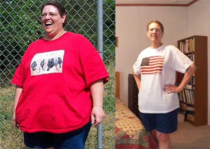 Becky Sharpe Weightloss